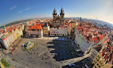 Umut ORAN, Prag'da..