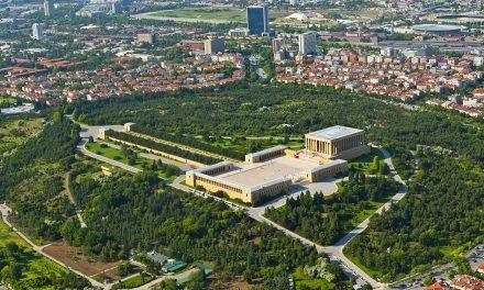 Umut ORAN, Ankara'da