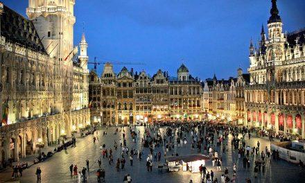 Umut ORAN, Brüksel'de