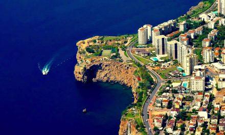 Umut ORAN, Antalya'da