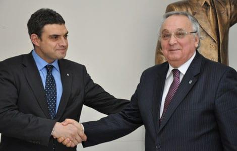 Genel Başkan Yardımcısı Oran, TİSK'i ziyaret etti