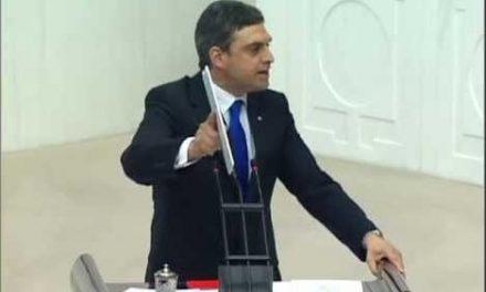 Umut Oran, Başbakan'ın bağımsız kurul-ihale-rant üçgenini TBMM'ye taşıdı