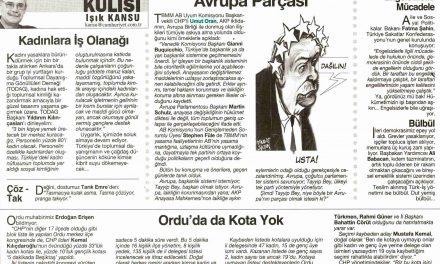 Ankara Kulisi/Işık Kansu