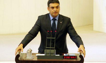 Umut Oran'dan hükümete soru bombardımanı