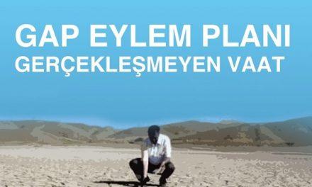 """Umut Oran: """"AKP, GAP'ta halkı kandırdı, GAP Eylem Planı Fos Çıktı"""""""