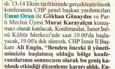 İzmir Geleceğine Yürüyor-Cumhuriyet