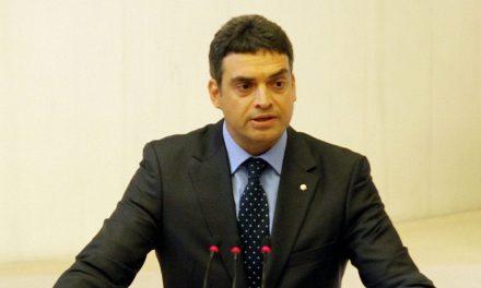 Iğdır'dan şehit çocuğu Çağatay Turan'ın kamuda iş başvurusu ile ilgili soru önergesi