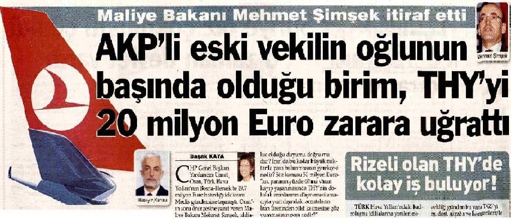 Maliye Bakanı Mehmet Şimşek itiraf etti-Sözcü