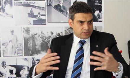 """Umut Oran'dan Trabzon açıklaması: """"Ziyaretimizi bizzat ben Sadri Şener'e bildirdim, açıklamasını yadırgadım"""""""