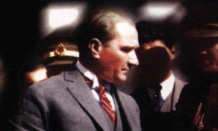 Ulu Önder Atatürk'ü Anma Mesajı