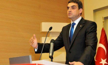 Başbakan Yardımcısı Beşir Atalay'ın Denktaş hakkındaki iddiası Meclis gündeminde