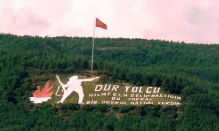 Umut Oran'ın 18 Mart Şehitleri Anma Günü ve Çanakkale Deniz Zaferi'nin 98. Yıldönümü Mesajı