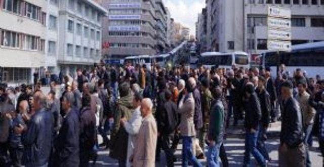 Antalyalı köylüler, 2B'yi Başkent'te protesto etti-Timetürk
