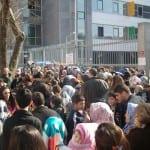 Gültepe İlkokulu'nun İmam Hatip'e dönüşmesini protesto eden öğrenci ve velilere sopalarla saldırılması Meclis gündeminde