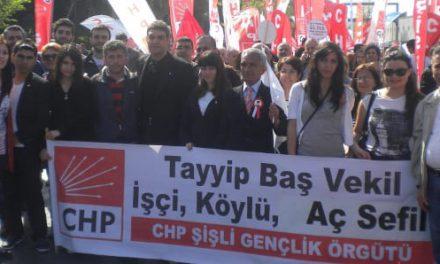 Umut Oran'ın 1 Mayıs Emek ve Dayanışma Bayramı Mesajı