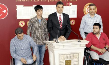 Oran: ''AKP'nin şehit-gazilere yaklaşımı yalan dolan ve kandırmaca''