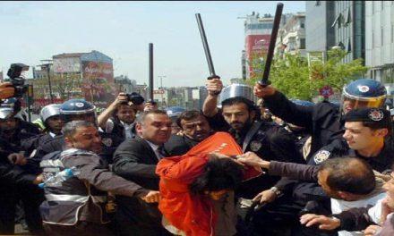 """Umut Oran'dan Muammer Güler'e """"orantısız"""" 1 Mayıs soruları"""