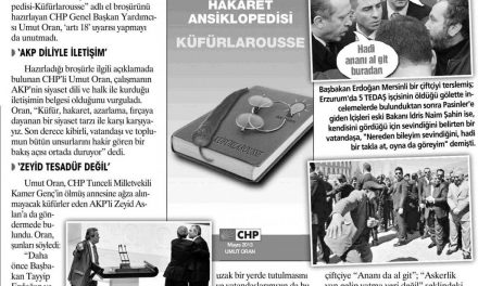 AKP'lilerin hakaretleri ansiklopedi oldu-Yurt Gazetesi