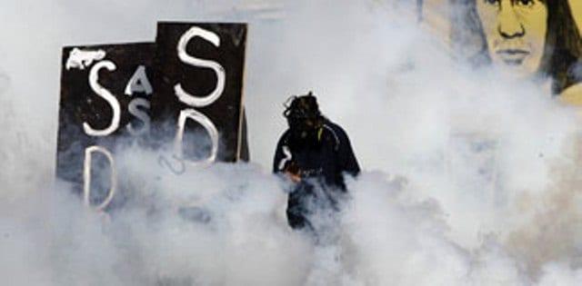 CHP Taksim molotofçularını sordu