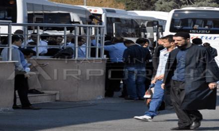 CHP, takkeli, sarıklı, cübbeli THY teknisyenlerini TBMM gündemine taşıdı
