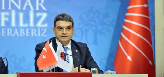 """CHP'den Başbakan'a """"El Kaideciyi aday mı yaptın"""" sorusu"""
