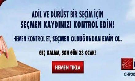 Türkiye'nin geleceği için geri sayım başladı!
