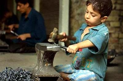 Çocuk işçi çalıştırma yaşını belirleyen 4857 sayılı İş Kanunu Meclis gündeminde