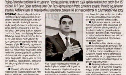 """E-bilet baştan """"arızalı"""" Yurt Gazetesi"""