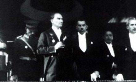 19 Mayıs Atatürk'ü Anma, Gençlik ve Spor Bayramı Mesajı