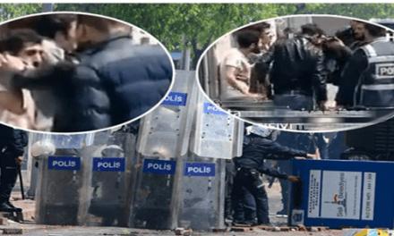 Polisin zorla poşu takıp gençleri fişlemesi TBMM gündeminde