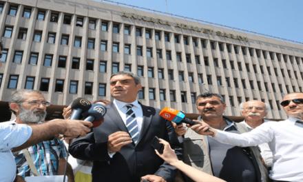 CHP'den Erdoğan ve Davutoğlu hakkında Musul rehineleri suç duyurusu