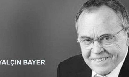 Kurultayda iki seçimin irdelenmesi gerekiyor- Yalçın Bayer