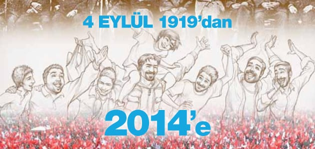 Sivas Kongresi'nden Gezi'ye 2014 CHP'si