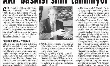 AKP baskısı sınır tanımıyor – BirGün