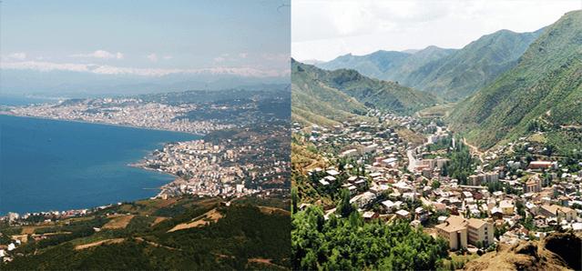 Umut Oran Trabzon ve Gümüşhane'de