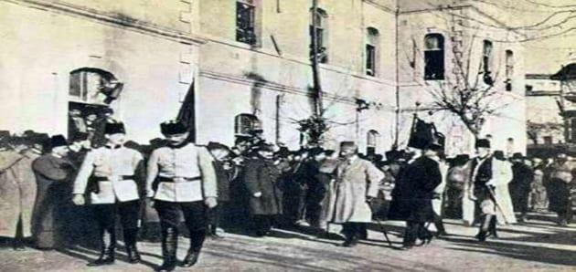 Atatürk'ün Ankara'ya gelişinin 95'nci yıldönümü