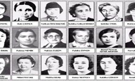 Türk Kadınının Milletvekili Seçme ve Seçilme Hakkı Almasının 80.Yıl Dönümü