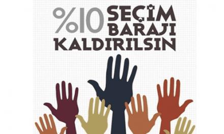 Umut Oran, seçim barajının kaldırılması için Anayasa Mahkemesi'ne başvurdu