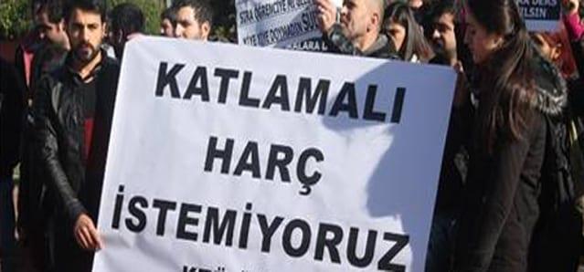 CHP, Katlamalı Harç Zulmü'nü TBMM'ye taşıdı