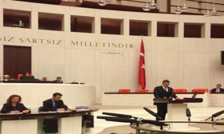 """AKP """"gazlamaya devam"""" dedi"""