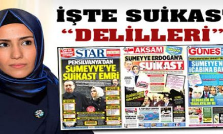 Deliller Gazete Küpürleriymiş – Gerçek Gündem