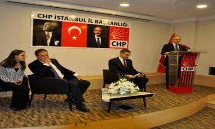 Luis Ayala CHP'ye Destek İçin İstanbul'da
