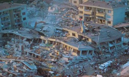 Deprem'de İstanbullunun sadece yüzde 16,41'ine  yer var!