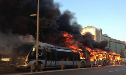 Metrobüs'te Otomatik Yangın Algılayıcı Sistem neden devreye girmedi?