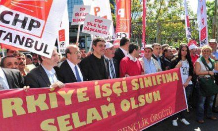 Emekçiye 1 Mayıs Kutlayacak Ülke Bırakmadılar