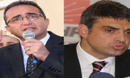 Umut Oran ve Bülent Tezcan, Ankara Başsavcısını ziyaret ediyor