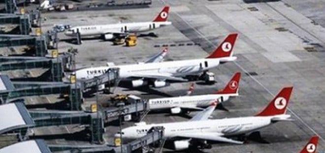 Esenboğa ve Atatürk havalimanı arasındaki trafik kontrolör farkı TBMM gündeminde