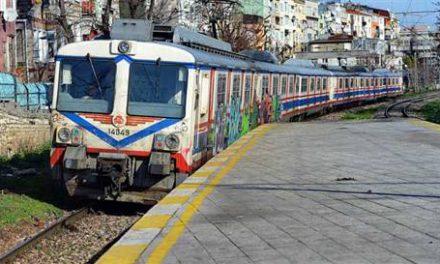 Umut Oran'dan #Trenimiİstiyorum Eylemi