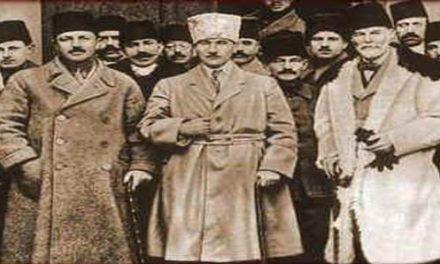 Amasya Tamimi: Milletin bağımsızlığını, yine milletin azim ve kararı kurtaracaktır