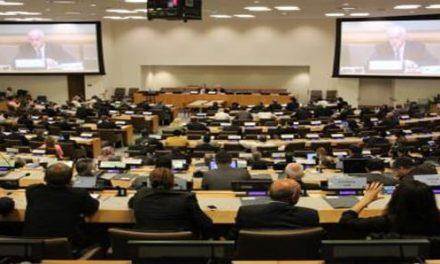 New York'taki Birleşmiş Milletler'deki SE Konseyi Toplantısı
